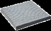 Тротуарная плитка паутинка (300x300). Купить в Серпухове, Тарусе, Калужской области.